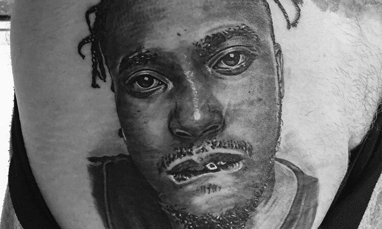 Odb tattoo wutang portrait portret tatoeage